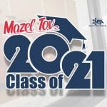 Mazel Tov to the Class of 2021